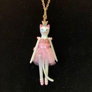 NWT Betsey Johnson Fairy necklace